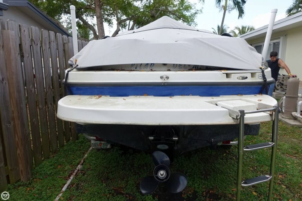 2006 Bayliner 249 - Photo #7
