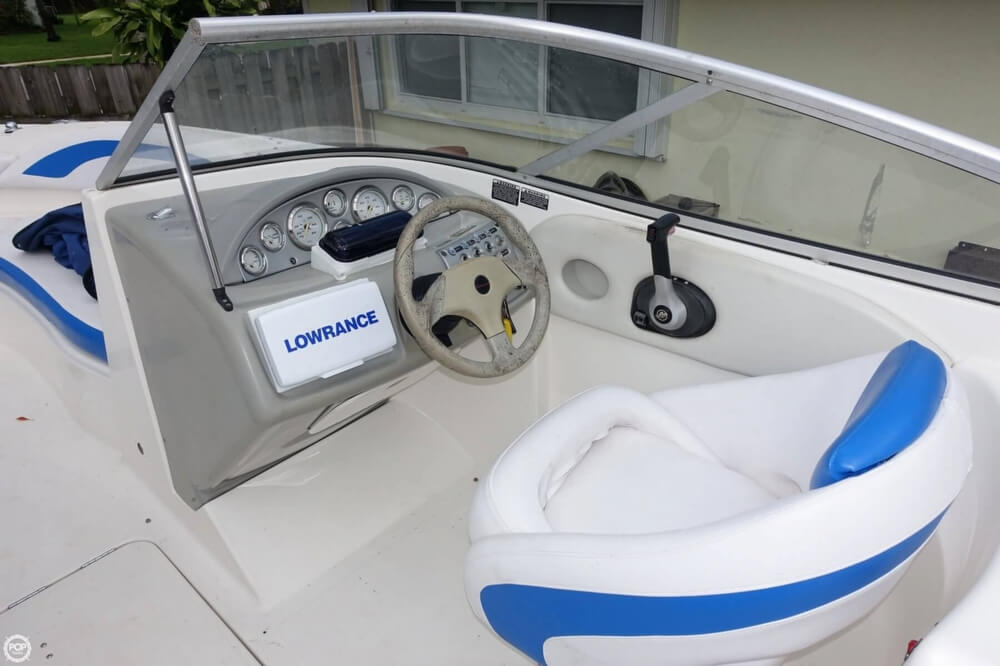 2006 Bayliner 249 - Photo #19