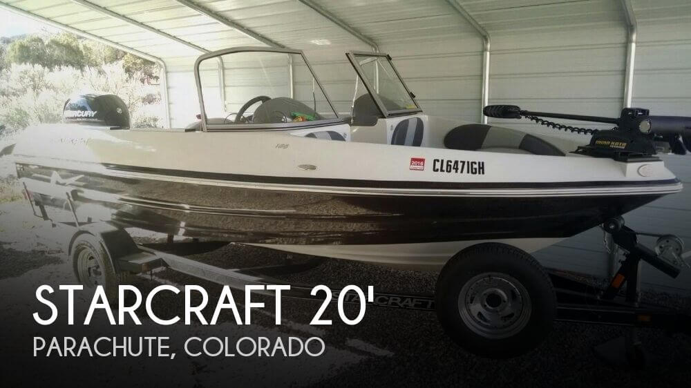 2012 STARCRAFT 186 VIPER STX for sale