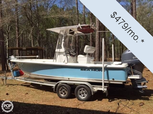 2015 Sea Hunt 22 BX Pro - Photo #4