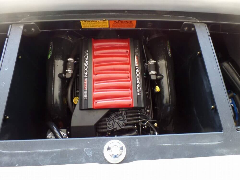 5.7 Ltr Monsoon 350SS Engine