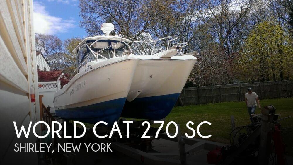 2002 World Cat 270 SC - Photo #1