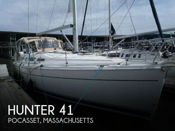 Used Hunter Sailboats For Sale by owner | 2000 Hunter 41