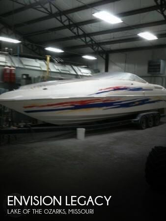 Used Envision Boats For Sale by owner | 2005 Envision 36 Open Bow