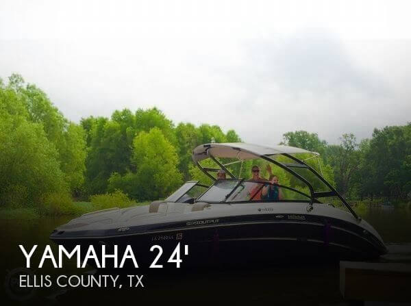 Used Yamaha Boats For Sale in Texas by owner | 2014 Yamaha 24