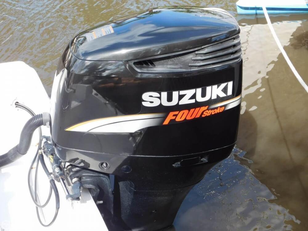 2009 Sea Fox 256 WA - Photo #4