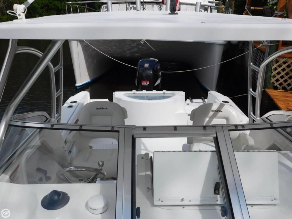 2009 Sea Fox 256 WA - Photo #26