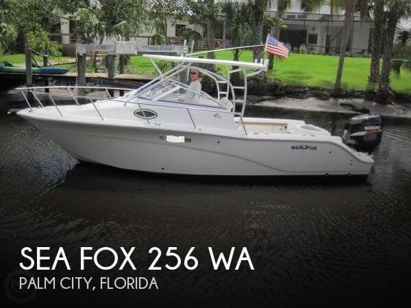 2009 Sea Fox 256 WA - Photo #1