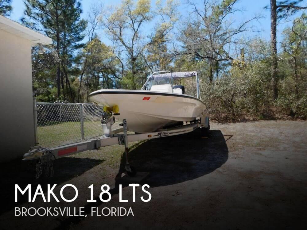 2013 Mako 18 LTS - Photo #1