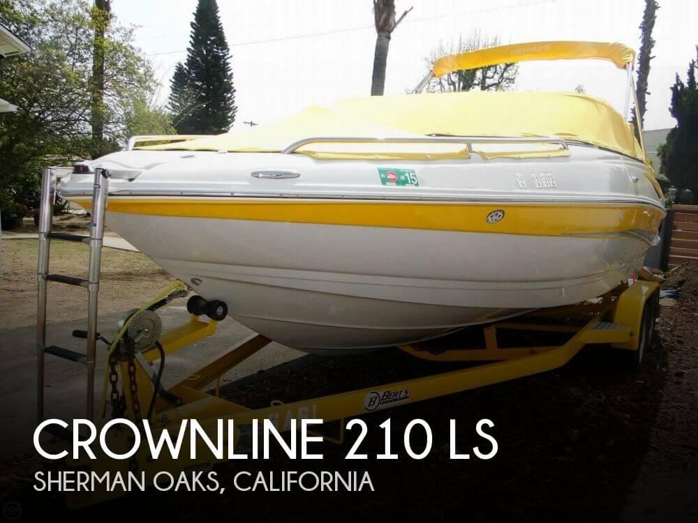 2007 Crownline 210 LS - Photo #1