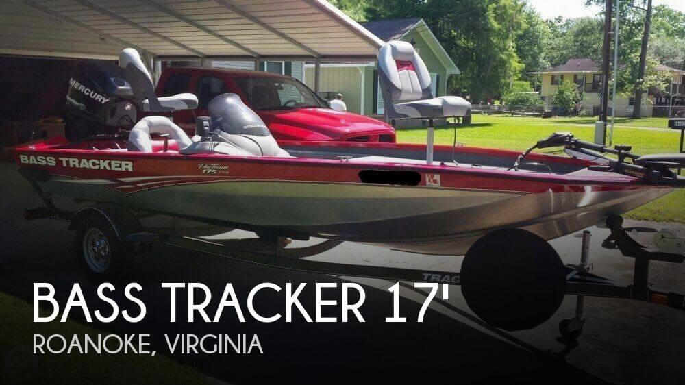 2013 BASS TRACKER PRO PRO TEAM 175 TXW for sale