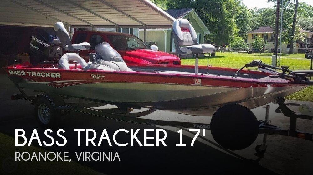 2013 BASS TRACKER PRO PRO TEAM 175 TXW for sale