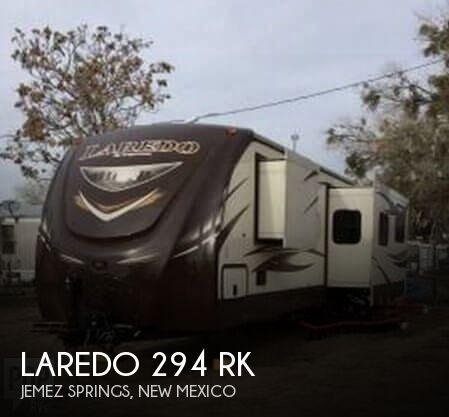 2014 Keystone Laredo 294 RK