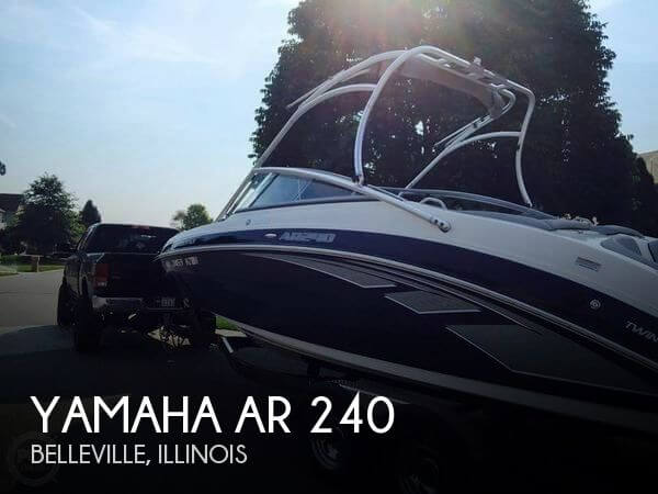Used Yamaha Ski Boats For Sale by owner | 2012 Yamaha 23