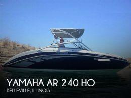 2012 Yamaha AR 240 HO