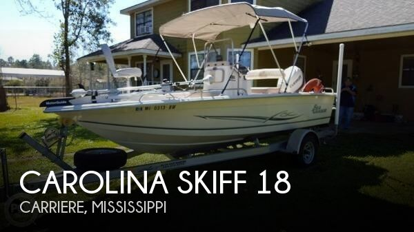 Used Carolina Skiff 18 Boats For Sale by owner | 2014 Carolina Skiff 18