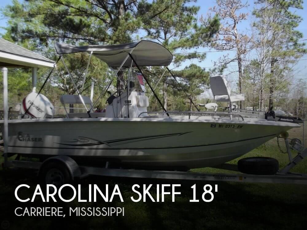 2014 Carolina Skiff Sea Chaser 180 F - Photo #1