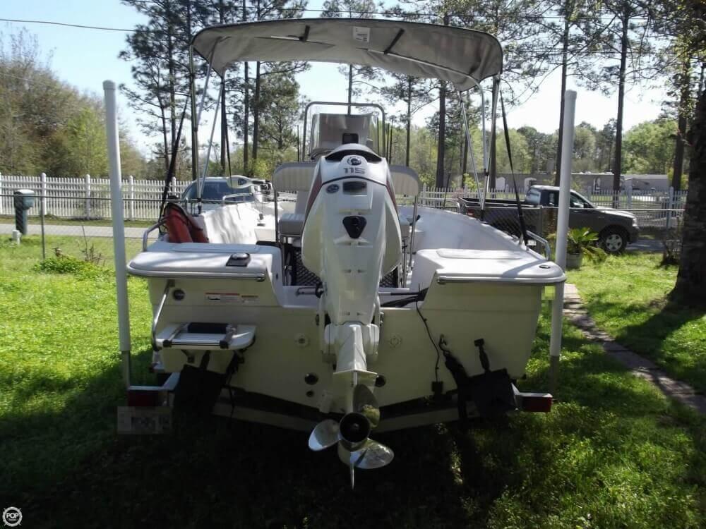 2014 Carolina Skiff Sea Chaser 180 F - Photo #5