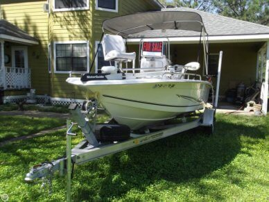 Carolina Skiff Sea Chaser 180 F, 17', for sale - $22,500