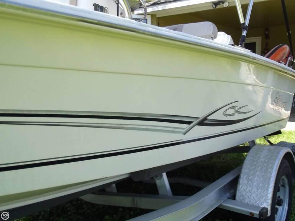 2014 Carolina Skiff Sea Chaser 180 F - Photo #12