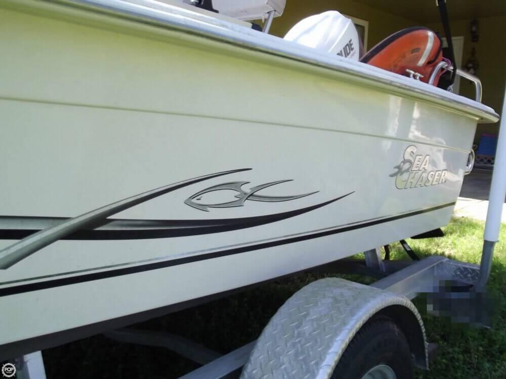 2014 Carolina Skiff Sea Chaser 180 F - Photo #13