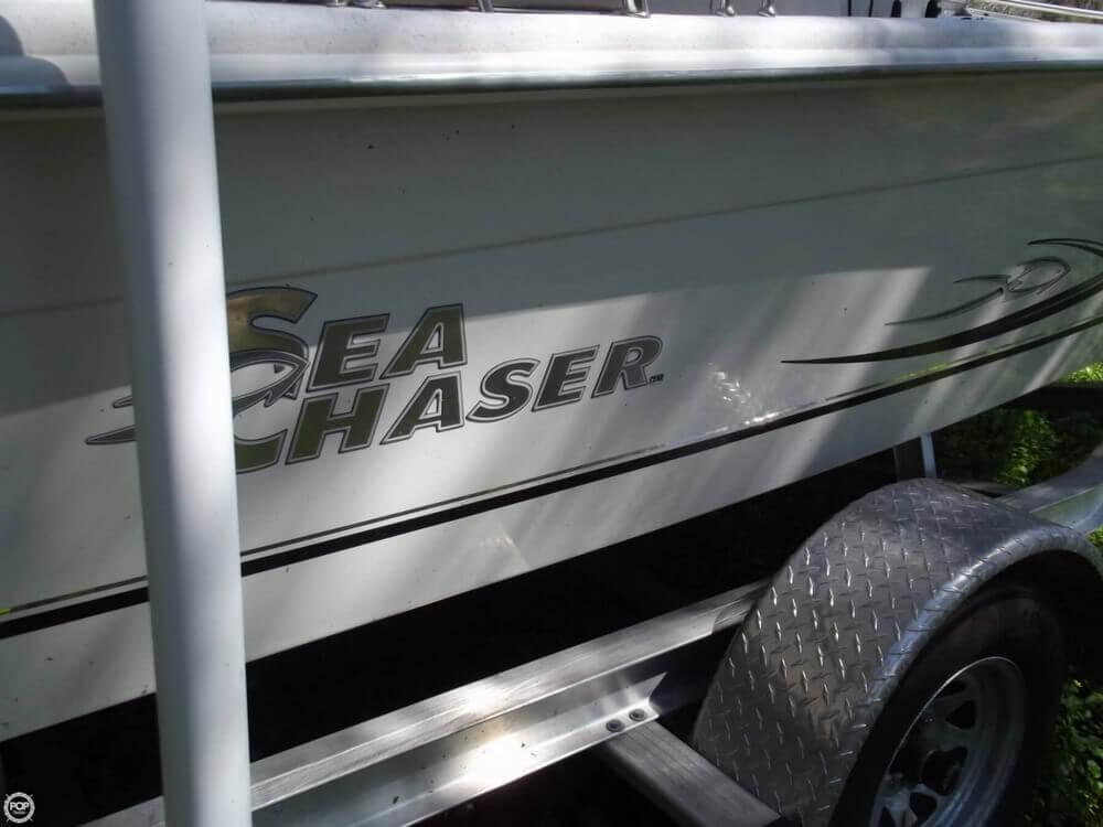 2014 Carolina Skiff Sea Chaser 180 F - Photo #23