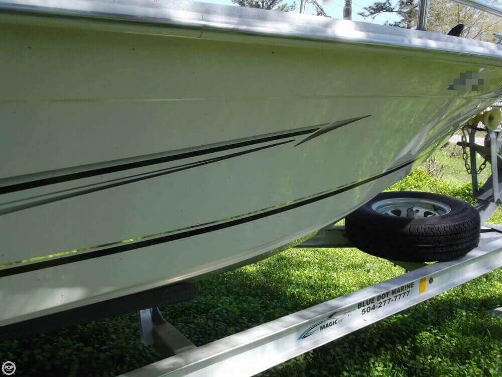 2014 Carolina Skiff Sea Chaser 180 F - Photo #26