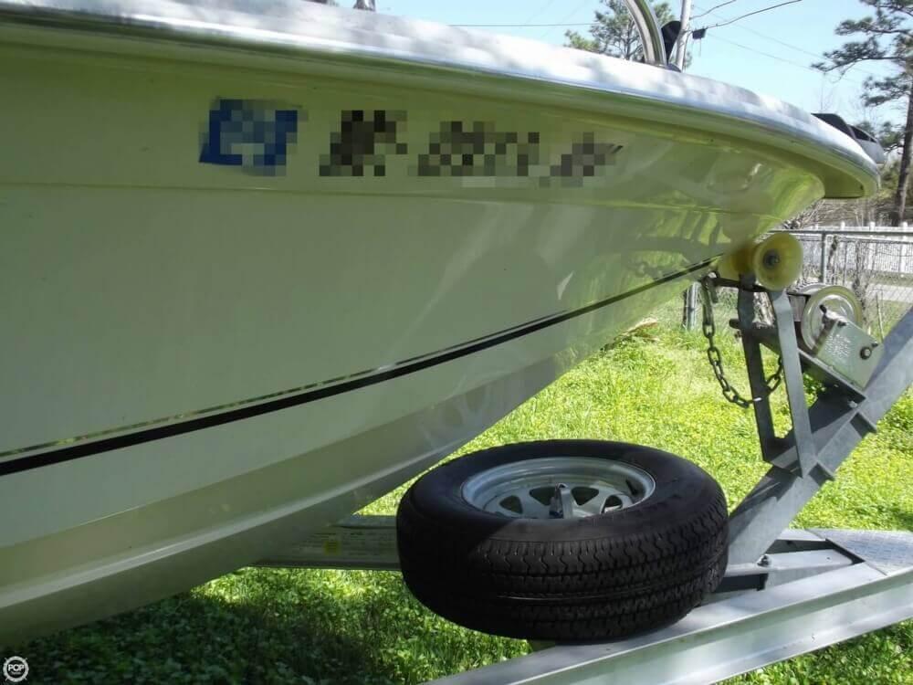 2014 Carolina Skiff Sea Chaser 180 F - Photo #27