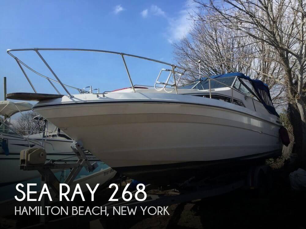 1988 Sea Ray 268 - Photo #1