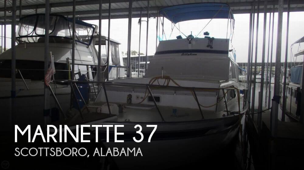 1977 Marinette 37 - Photo #1