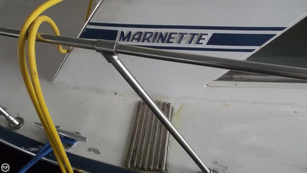 1977 Marinette 37 - Photo #33