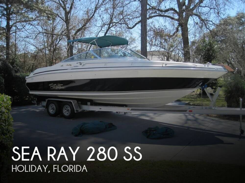 1998 Sea Ray 280 SS - Photo #1