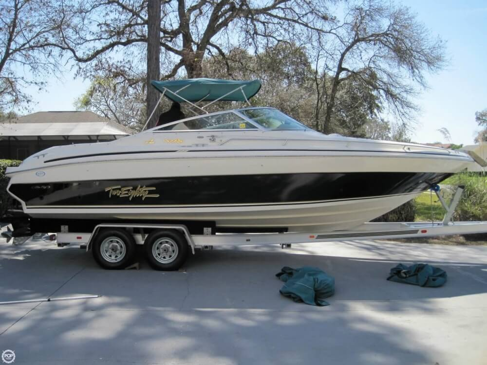 1998 Sea Ray 280 SS - Photo #2