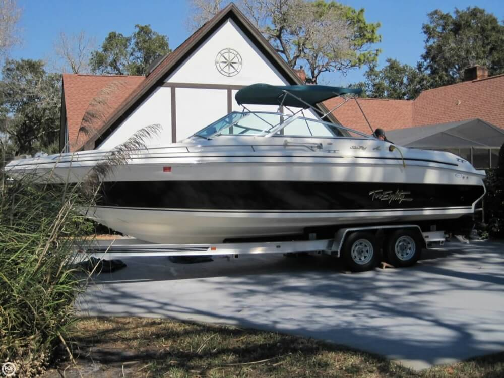 1998 Sea Ray 280 SS - Photo #4
