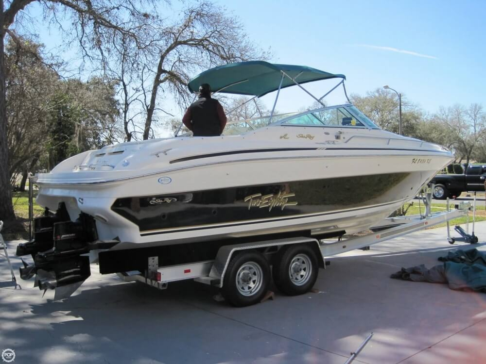 1998 Sea Ray 280 SS - Photo #5