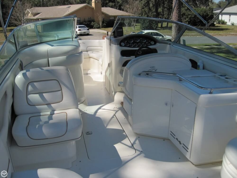 1998 Sea Ray 280 SS - Photo #11