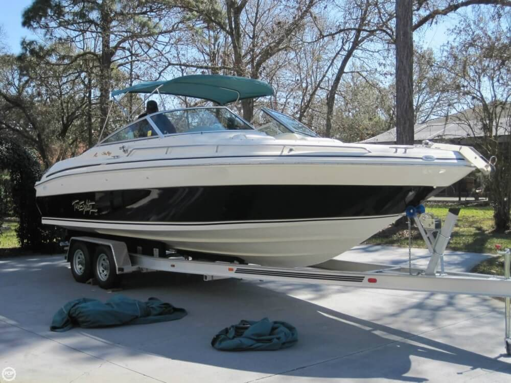 1998 Sea Ray 280 SS - Photo #17