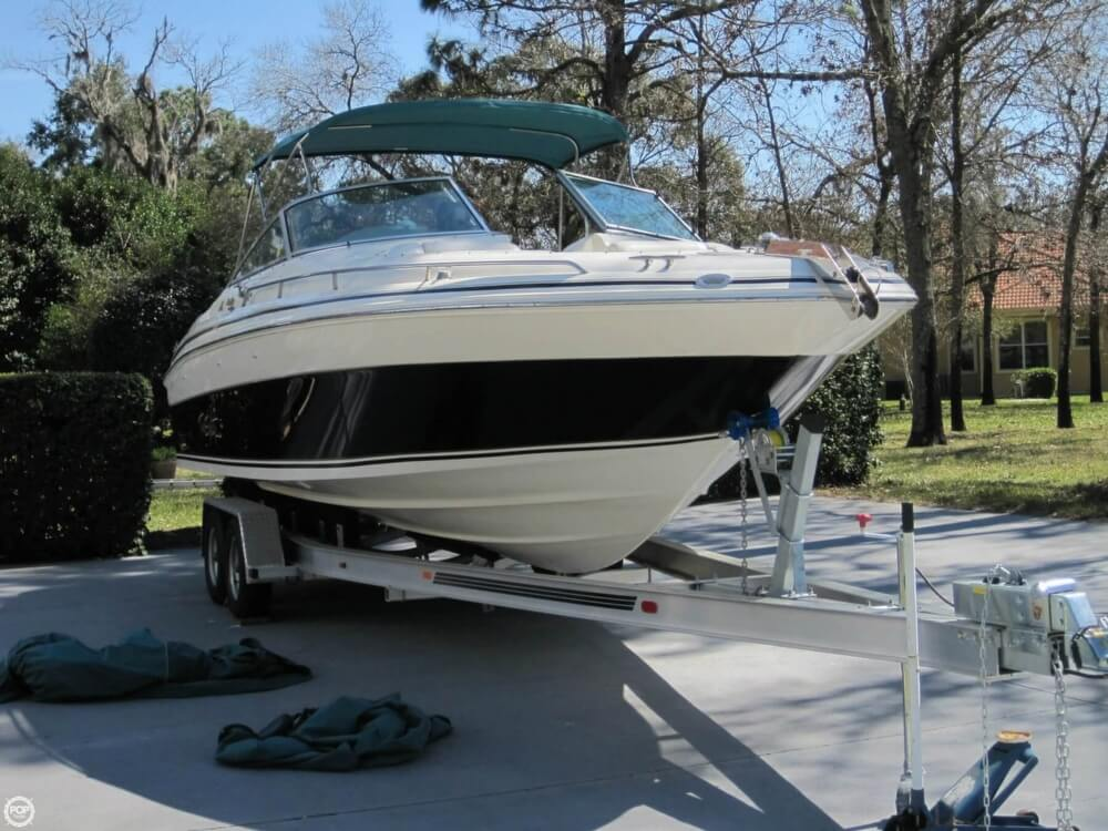 1998 Sea Ray 280 SS - Photo #18