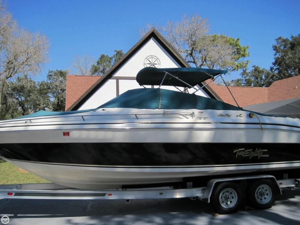 1998 Sea Ray 280 SS - Photo #22