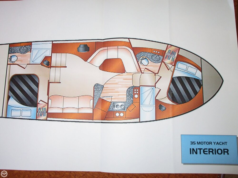 2006 Silverton MY35 Aft Cabin - Photo #5