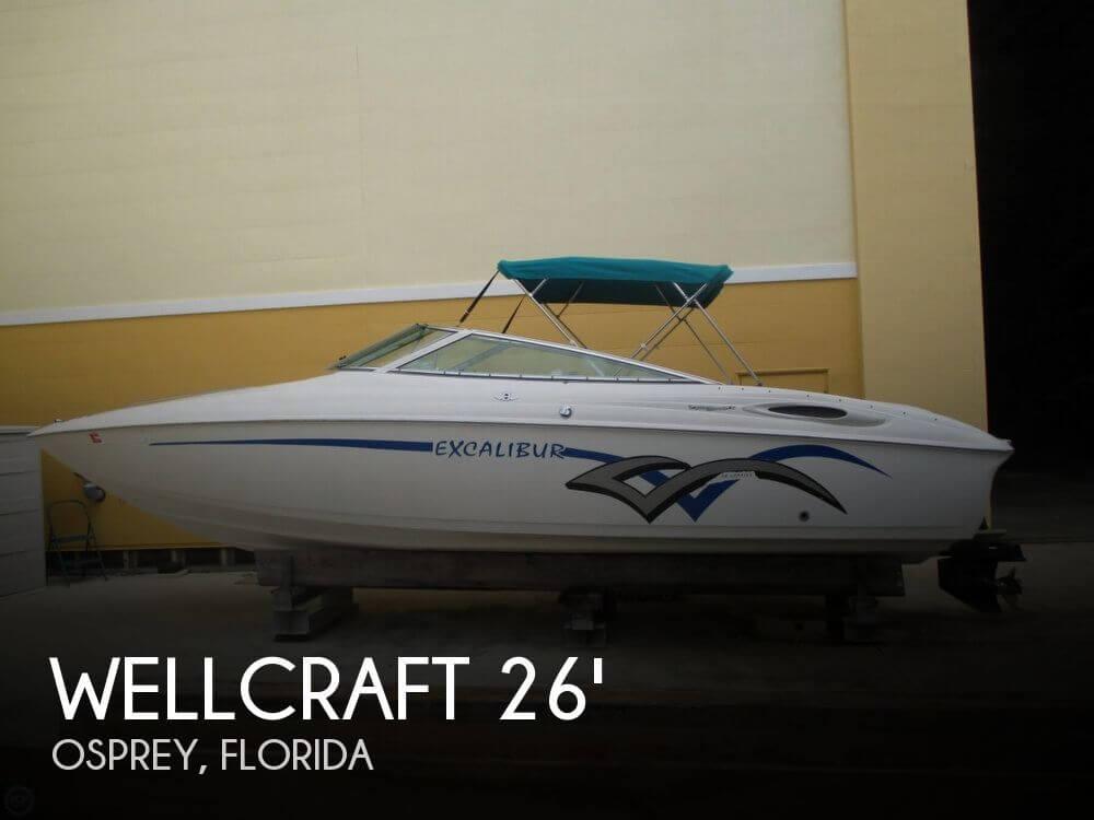 2001 Wellcraft 26 Excalibur - Photo #1