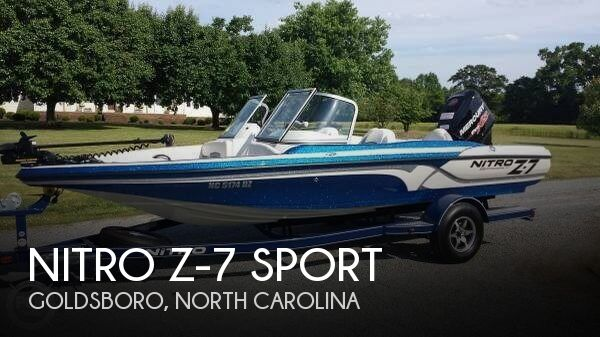 Used NITRO Boats For Sale by owner   2014 Nitro 20