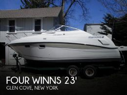 2000 Four Winns 248 Vista