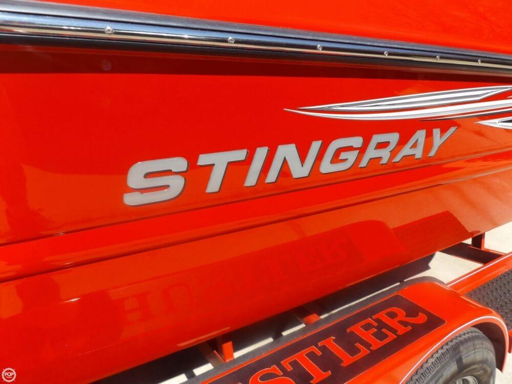 2008 Stingray 230 SX - Photo #13