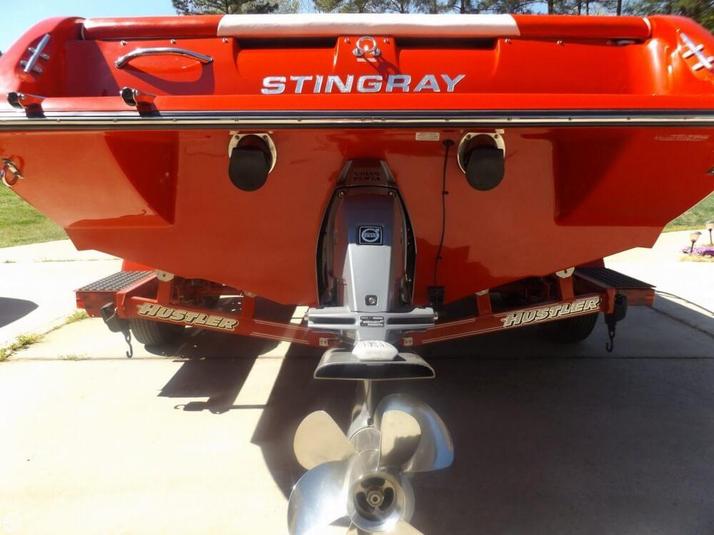 2008 Stingray 230 SX - Photo #25