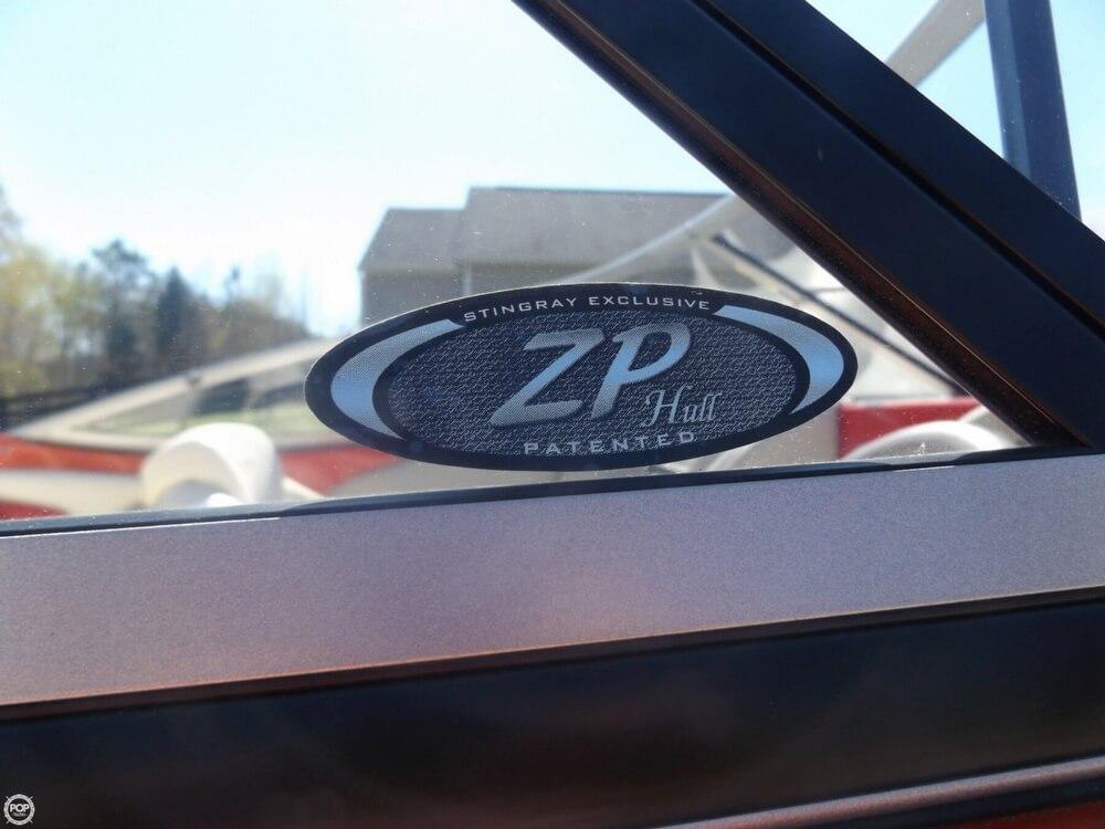 2008 Stingray 230 SX - Photo #28
