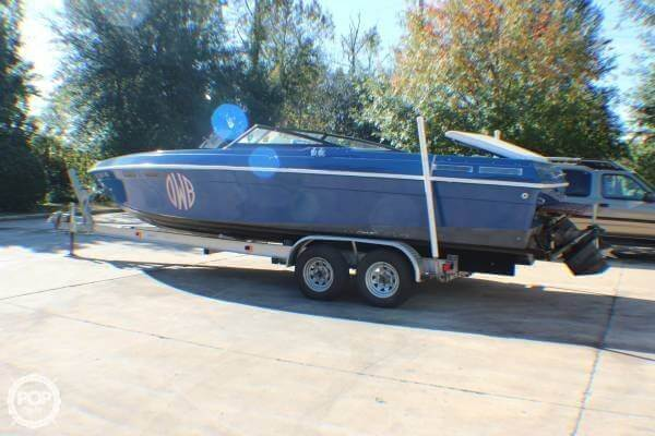 1987 Baja boat for sale, model of the boat is Force 265 & Image # 4 of 40