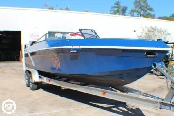 1987 Baja boat for sale, model of the boat is Force 265 & Image # 2 of 40