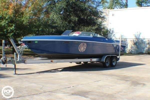 1987 Baja boat for sale, model of the boat is Force 265 & Image # 3 of 40