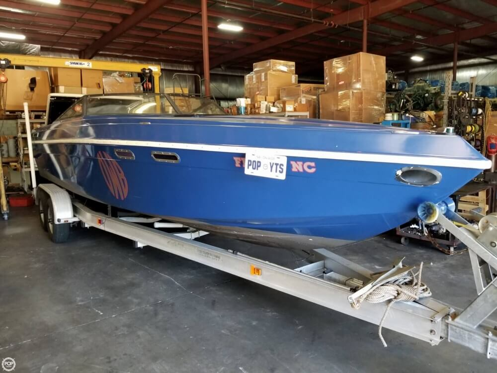 1987 Baja boat for sale, model of the boat is Force 265 & Image # 9 of 40